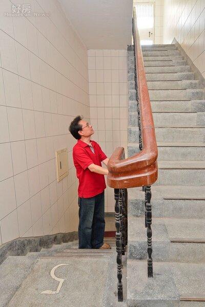 新北都更處補助老公寓加裝電梯,為高齡化的社會結構做好準備。(好房網News記者 陳韋帆/攝影)