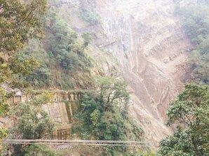 阿里山森鐵42號隧道崩壞 擬接駁上山