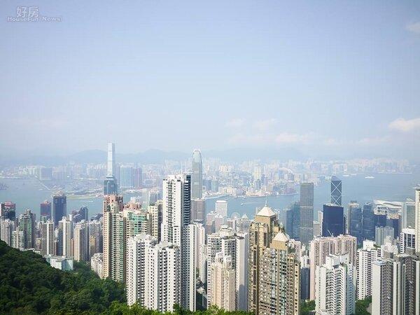 香港是全球房價最高的城市,分析師指出,2017年房價將會下跌25%到30%。(好房網News記者張聖奕/攝影)