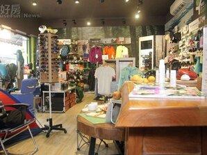 鄒雅芬與顏廷樺攜手 將倉庫變時尚休閒空間