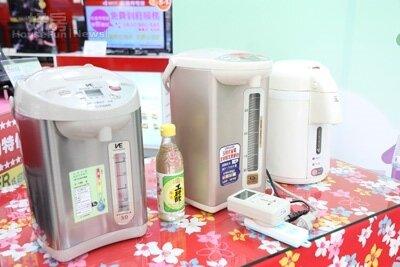 想要節省夏季耗電量,電熱水瓶是不能忽視的重點。(截取台北市府網站)