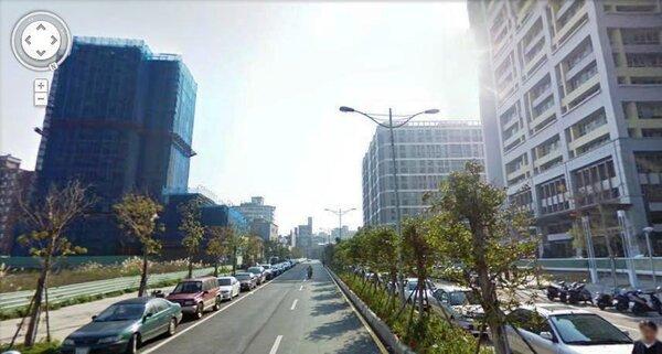 新竹市東區光埔重劃區仍是今年竹科人購屋首選地段。(圖/擷取GoogleMap)