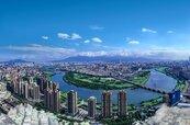 6字頭房價雙北CP值極佳 規劃最完整的水岸「華中橋西側」