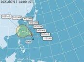 烟花颱風將生成!最接近時間曝 北台灣雨勢最猛