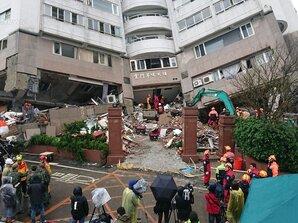 花蓮連續地震 危老重建及房屋結構安全