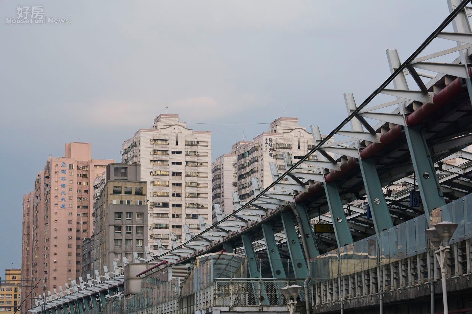 汐止區攻略,台鐵鐵路與房市宅。(好房News記者 陳韋帆/攝影)