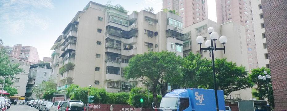 大安區公寓住宅(大刊頭)