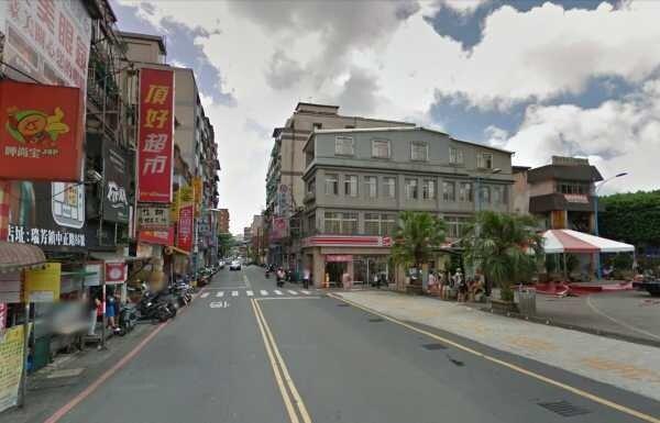 瑞芳街景。(翻攝自Google Map)