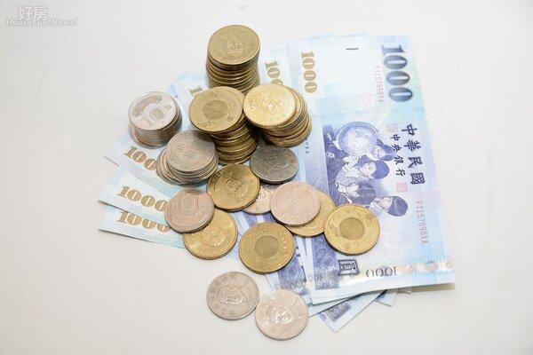 賺錢不容易,做好儲蓄習慣可以備不時之需。(好房網News記者 陳韋帆/攝影)