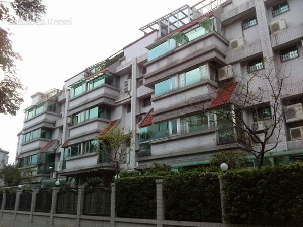 2只有19戶的「嘉新尊皇」,打造悠閒的生活空間。