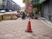 屏市人行道惹議 施工前要開公聽會