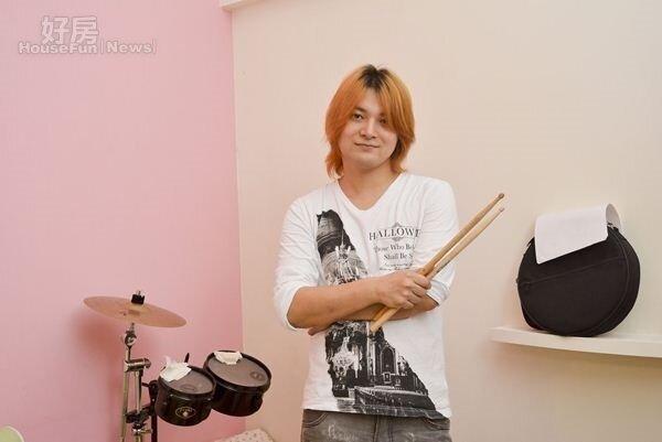 4.坂本健志曾獲得2013年新北市國際鼓藝節「金鼓王」的冠軍寶座。