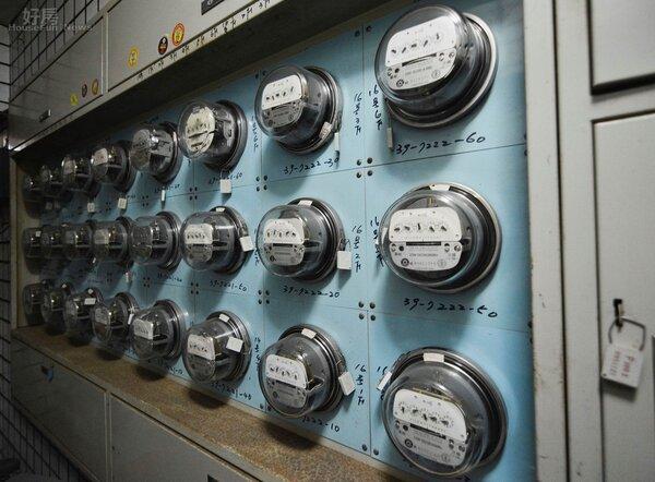 租屋時要注意房東的電費計算方式,有許多房東是以1度5~7元不等計算。(好房網News記者 陳韋帆/攝影)
