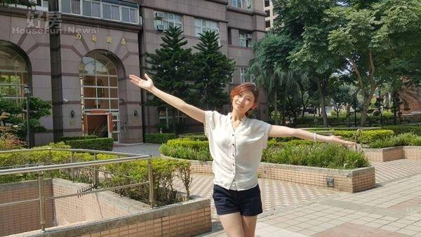 1.購物專家張尹韾看了近三百間房,終於買下理想屋。