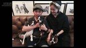 鍾瑤就愛老屋復古質感 與好友合開服飾咖啡店