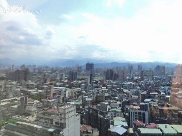台北市房市情境圖。(好房網News記者張聖奕/攝影)