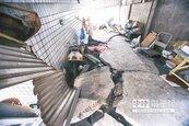 南市土壤液化災情 美濃強震更勝921