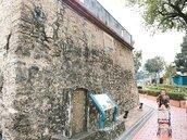 舊砲台入街景 鳳山「活在歷史中」