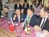 比利時3國會議員 參訪竹縣
