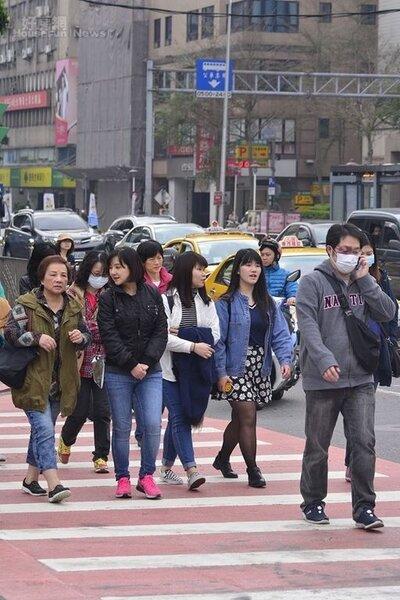 行天宮、松江南京交通繁忙,是上班族的重要聚落。(好房網News記者陳韋帆/攝影)