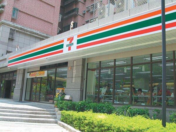 全球前250大零售業,統一超商是台灣唯一進榜的企業。 聯合報系資料照