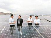 中市用電大戶 限期設綠電設備
