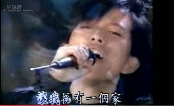 潘美辰紅極一時的歌曲「我想有個家」(翻攝Youtube)