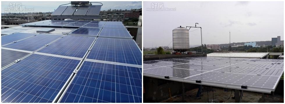 政府積極地發展綠能政策,也讓不少民眾對太陽能的未來發展持樂觀態度。(資料中心)