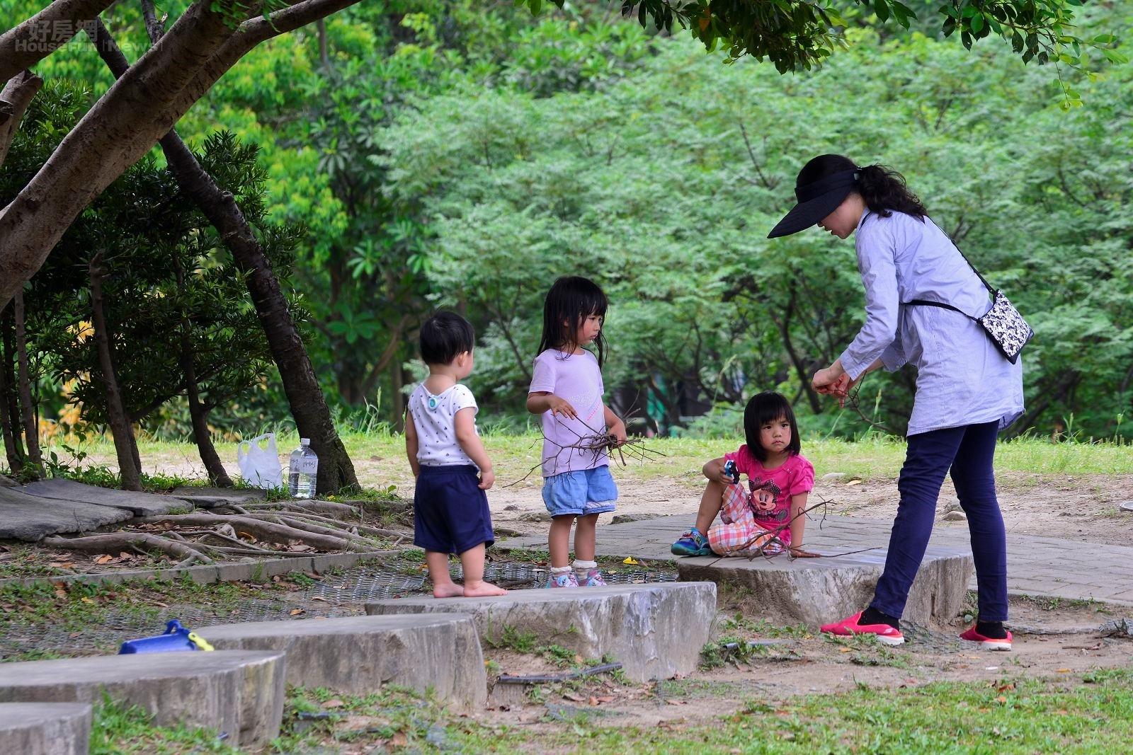 現在台灣生育率逐年下滑。(好房網News記者 陳韋帆/攝影)