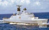 軍方證實:太平島碼頭 可停軍艦