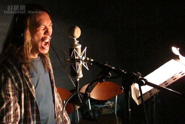 1.朱約信做音樂的秘密基地,位於西門町附近,屬於「音樂工房」的一部份!