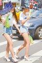 台北上衝36度 紫外線破表