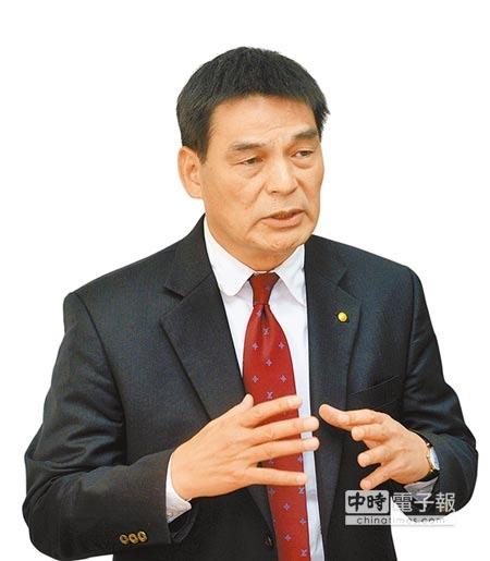 戴德梁行董事總經理顏炳立    圖/本報資料照片