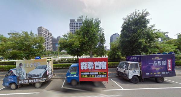 林口房市「唯一見紅」,卻被名嘴提出5點示警。(翻攝自Google Map)