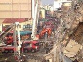 台南地震維冠大樓重災 又救出2名小孩