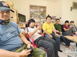 香港志工飛台 助東農復耕