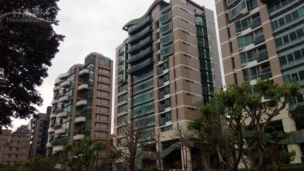 5.帝景水花園高樓層享有基隆河水岸景觀。