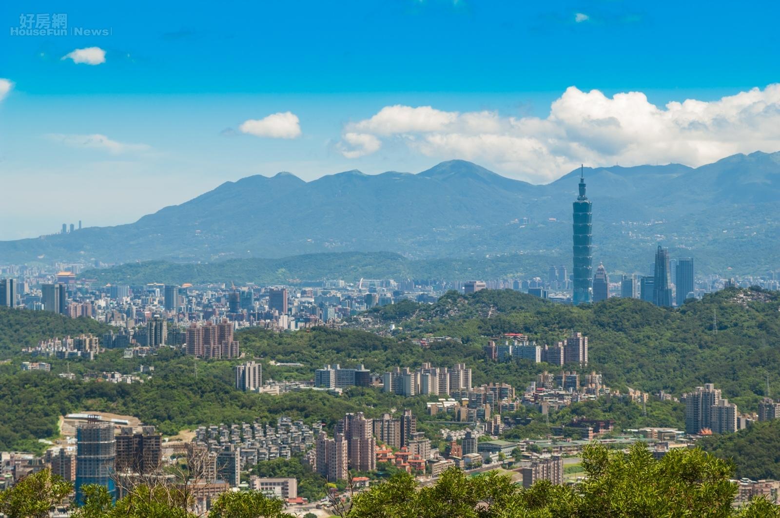 台北市房市。(好房網News記者張聖奕攝影)