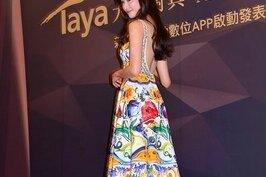 360度都完美無瑕的台灣第一名模林志玲