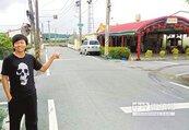 路口常車禍 暖男裝監視器助蒐證