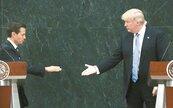 旋風訪墨後…川普仍要建「美墨圍牆」