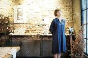 香港歌手蔣雅文成台灣媳婦 把廢墟變服飾店