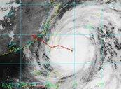 梅姬颱風接觸陸地 吳聖宇:恐出現「V字形轉折」