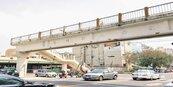 鳳梅、宅港陸橋 6、10日拆除