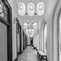 台中第一幢鋼筋混泥土建築—台中市役所