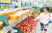 10年最貴 水果狂漲31%