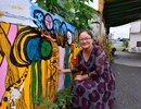 花蓮太巴塱的台北姑娘阿緹蓉 無師自通畫出美麗新世界