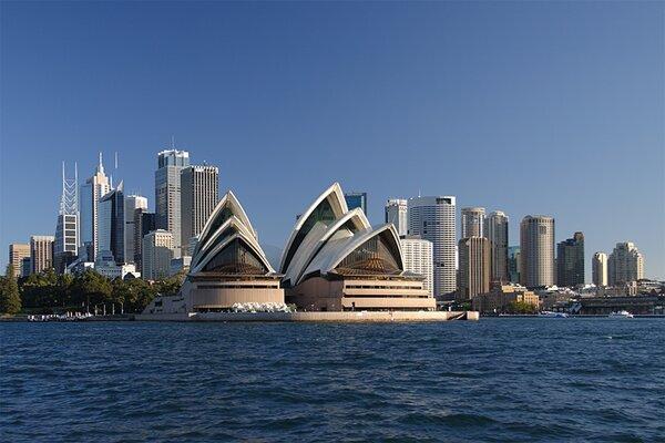 澳洲雪梨 (維基百科/Mfield)