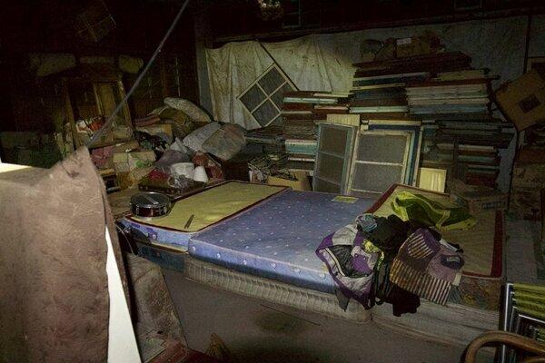 女大生在臉書上分享在Airbnb上訂房,卻遇到可怕民宿的經驗。(翻攝自臉書)