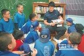 棒球夢工廠 周思齊辦閱讀教室